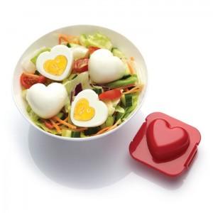 Molde de Corazón para Huevos cocidos