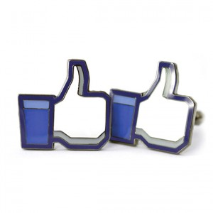 "Cufflinks ""Like"" Facebook"