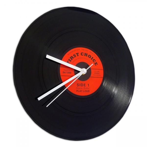 Comprar reloj de pared disco vinilo cl sico universoriginal - Reloj vinilo pared ...