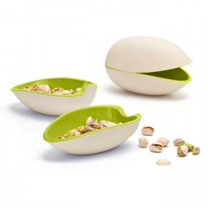Pistachio Serving Bowls