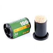 Film Roll Toothpick Holder