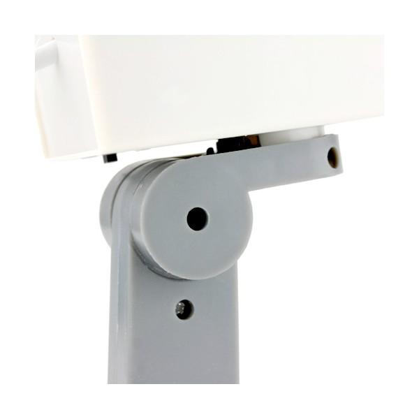 comprar c mara falsa de vigilancia giratoria con led y