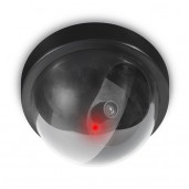 Fake Domo Security Camera with Led and Sensor