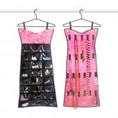 "Joyero Vestido organizador ""Shiny Hanger"""