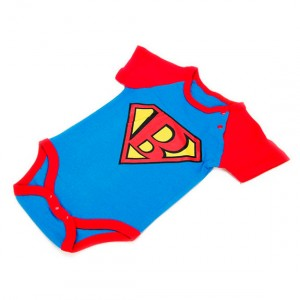 Baby Body Superman