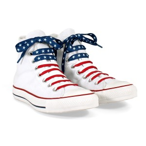 USA Flag Crazy Laces