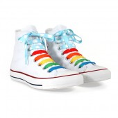 Rainbow Crazy Laces