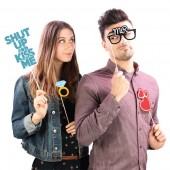 "Accesorios para Photocall ""Love Booth"""