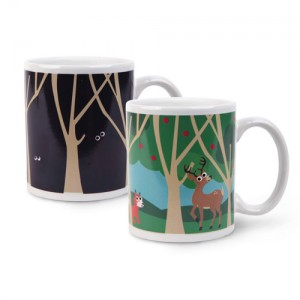 Woodlands Morph Mug