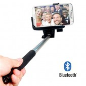 Palo extensible para Selfies Bluetooth