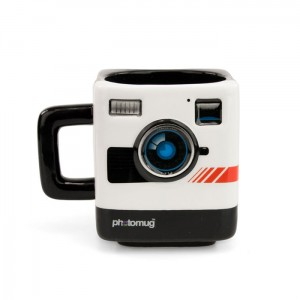 """Photomug"" Retro Camera Mug"