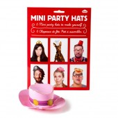 Photocall Mini-Hats