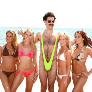 Swimsuit Borat's Mankini