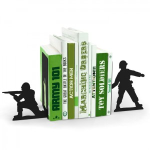 Action Man Bookends