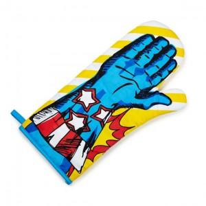 Superhero Glove Oven Mitt