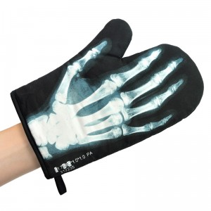 X-Ray Glove Oven Mitt