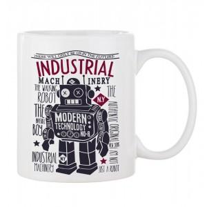 Industrial Robot Mug