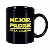 """Best Father of the Galaxy"" Mug"