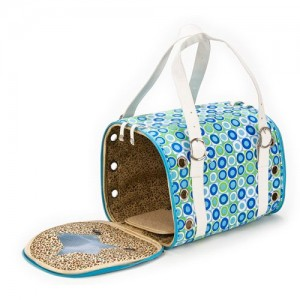 Blue Bag Pet Carrier