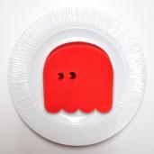 Pacman Ghost Kitchen Sponge