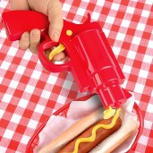 Ketchup Gun Dispenser
