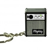 Keychain Mini-Speaker Amplifier
