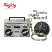 Keychain Mini-Speaker Radiocassette