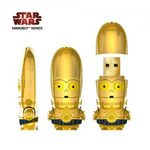USB Flash Drives Star Wars C-3PO (4Gb)