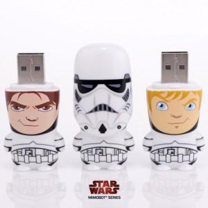 Memoria USB Star Wars Stormtrooper (4Gb)