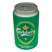 Carlsberg Beer Can Money Box