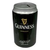 Guinness Beer Can Money Box
