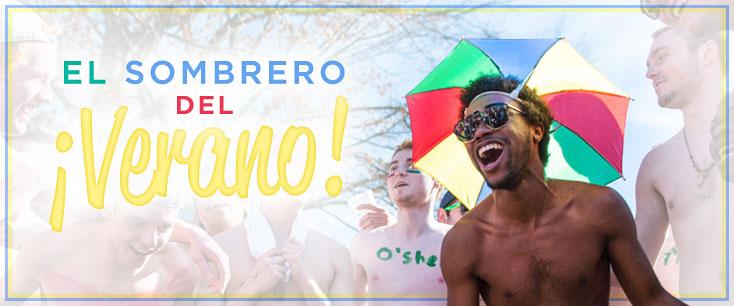Sombrero Paraguas