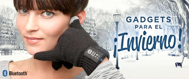 Gadgets para el Invierno