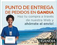 Punto de Entrega de pedidos en Gandia - UniversOriginal